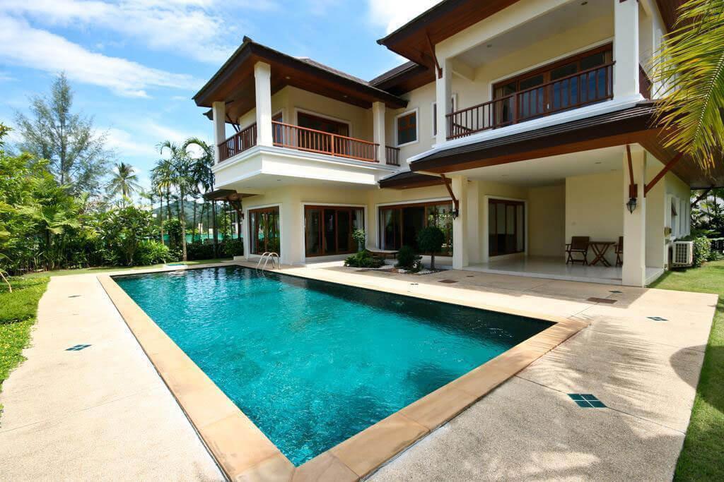 Купить виллу в тайланде квартиры в дубае у моря недорого